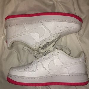 Nike Shoes   Nike Air Force Pink Bottom